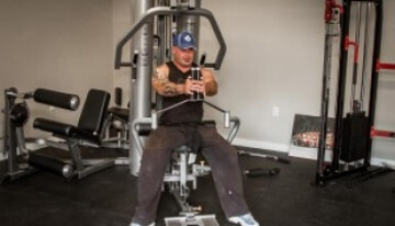 Fully furnished gym - Freedom from Addiction