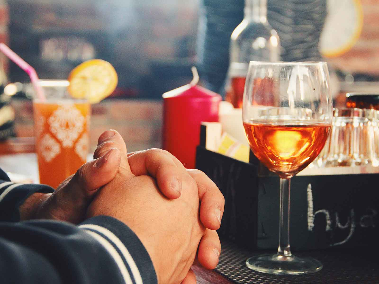 Stop being an alcoholic - Freedom from Addiction