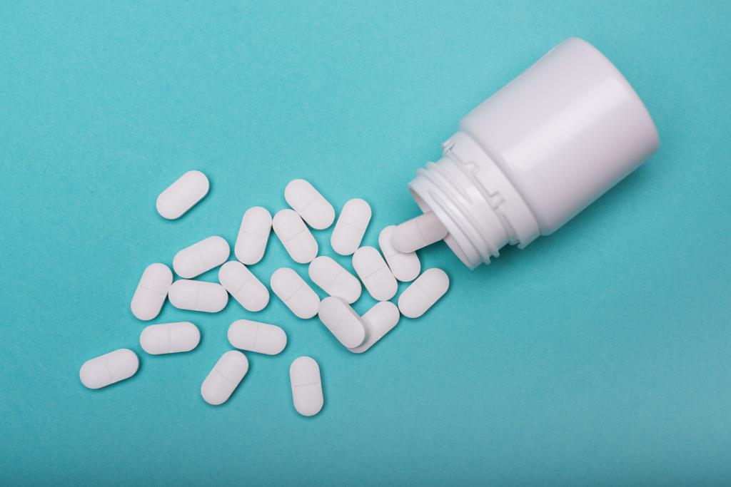 opioid pill bottle